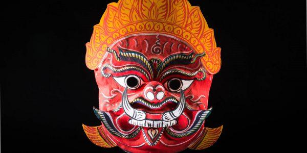 Khmer Masks